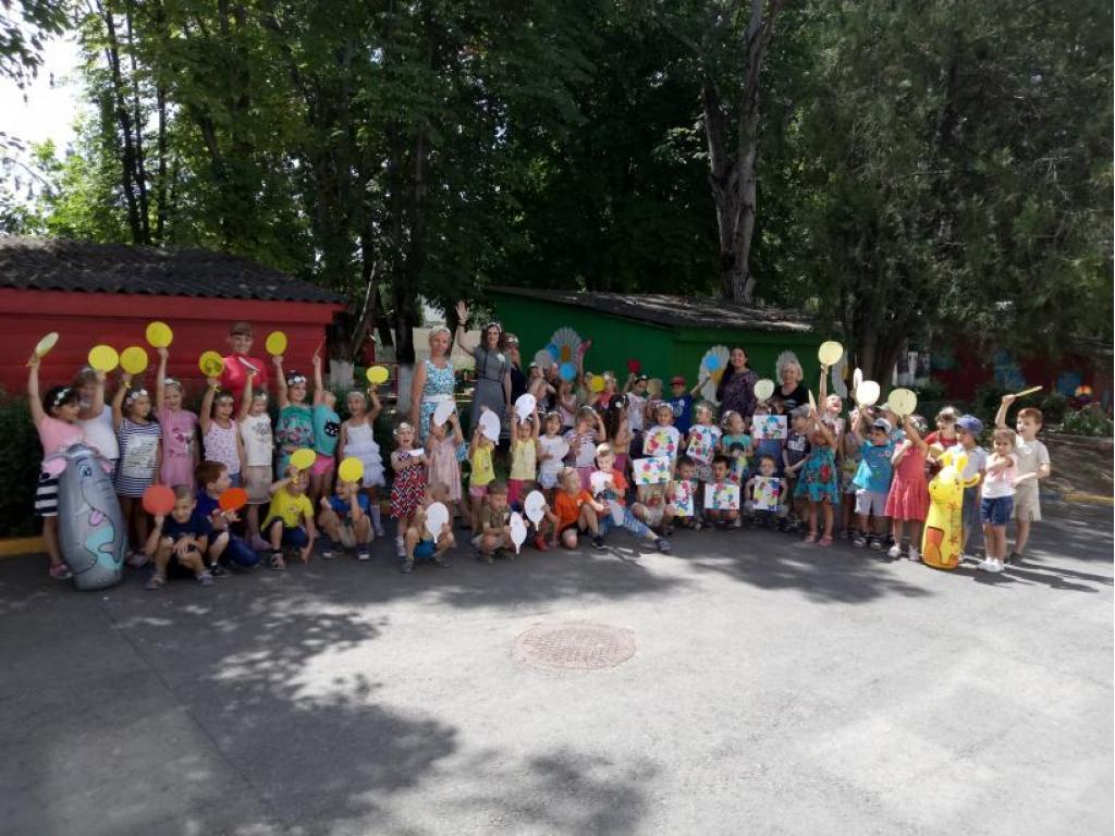 Празднование  Всероссийского дня СЕМЬИ, ЛЮБВИ и ВЕРНОСТИ!