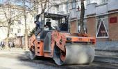 Подрядчик завершает капремонт улицы Александра Невского
